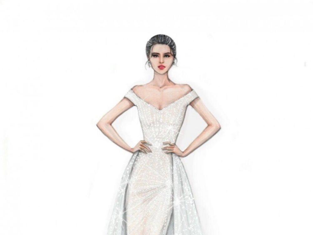 Tiểu Vy sẽ hoá đoá hoa trắng trong chung kết Miss World 2018