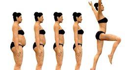 Mẹo giảm cân không tốn sức và không quá áp lực