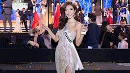 Quá bất ngờ vì Minh Tú đoạt giải giải Miss Supranational Asia 2018