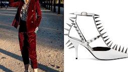 Bộ sưu tập giày hiệu khủng của hoa hậu Kỳ Duyên khiến ai cũng thèm muốn