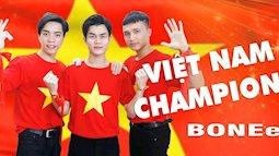 """Những ca khúc cổ vũ tinh thần bóng """"made in Vietnam"""" đá vừa hay, vừa dễ nhớ"""