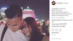 Bạn gái hotgirl ra chiêu độc trước việc Quỳnh Búp Bê bất ngờ 'thả thính' Quang Hải