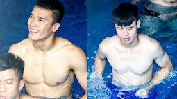 Cầu thủ Việt Nam ngâm nước đá sau trận Malaysia: Học theo không đúng cách sẽ đau tim