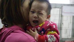 Xuất hiện nhiều trẻ em bị méo miệng vì nhiệt độ xuống quá thấp