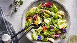 Muốn giảm cân chớ quên những món salad sau