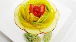 Bí quyết giúp giảm béo từ trái cây đa sắc