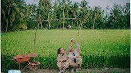 """Ba mẹ của nhiếp ảnh gia miền Tây tung bộ ảnh """"hấp hôn"""" đáng yêu hết nấc"""