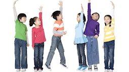 Thanh niên Việt thấp hơn chuẩn 13 cm:Ba cách giúp con bạn cao hơn