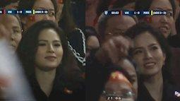 Truy tìm hot hớp hồn khán giả khi xuất hiện ở phút 80 trên sóng truyền hình AFF Cup 2018