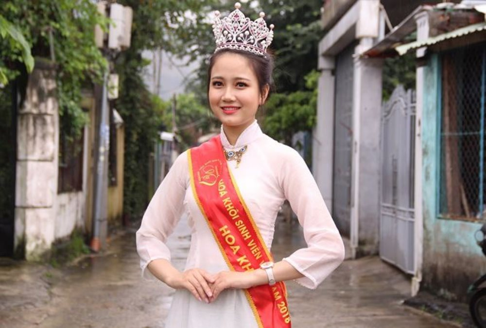 Gật gù với câu trả lời ứng xử xuất sắc của Hoa khôi Sinh viên Việt Nam 2018