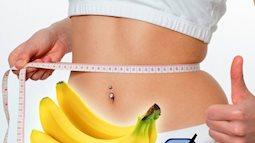 Học người Nhật cách giảm cân bền vững bằng cách ăn chuối mỗi ngày