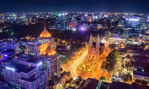 Noel này đừng quên check in ở những điểm sau ở Sài Gòn