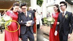 Thực hư chuyện Á Hậu Tú Anh đã sinh con đầu lòng chỉ sau 5 tháng kết hôn