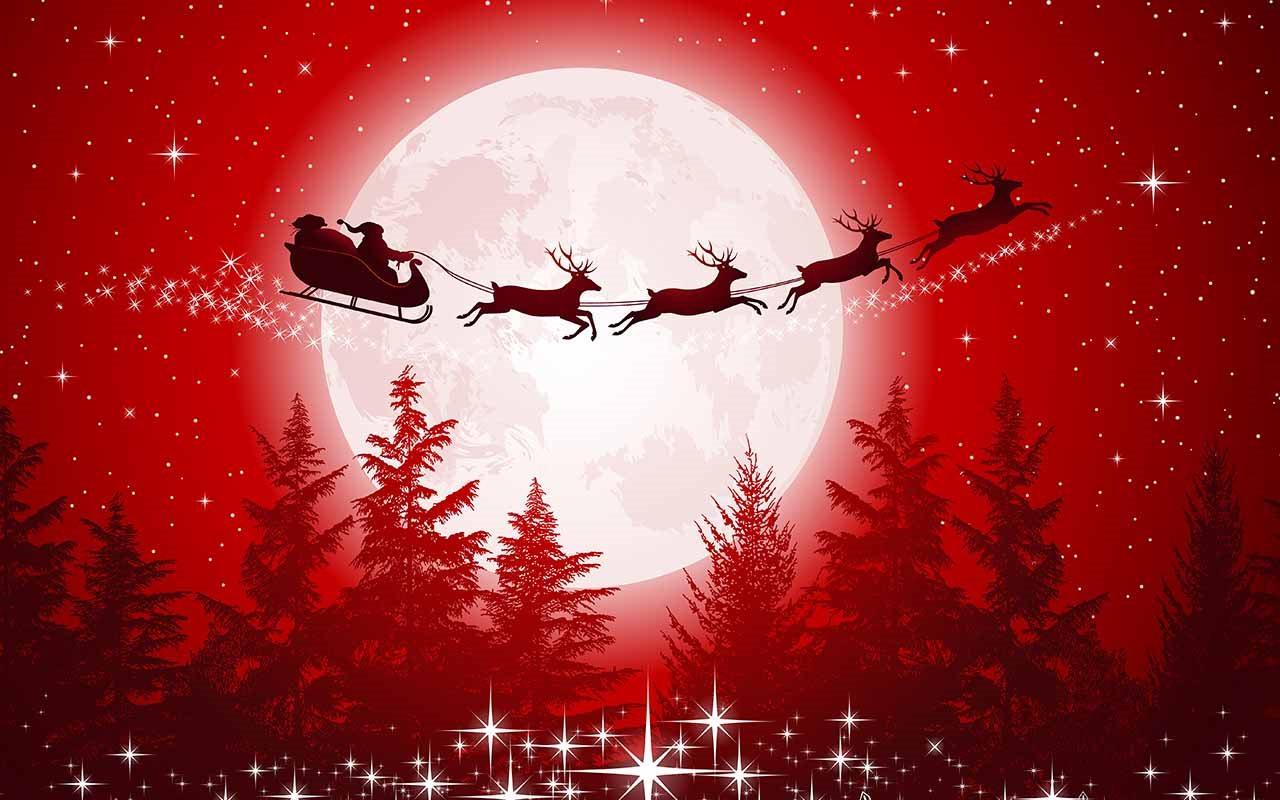 Hãy cứ để con trẻ tin vào ông già Noel