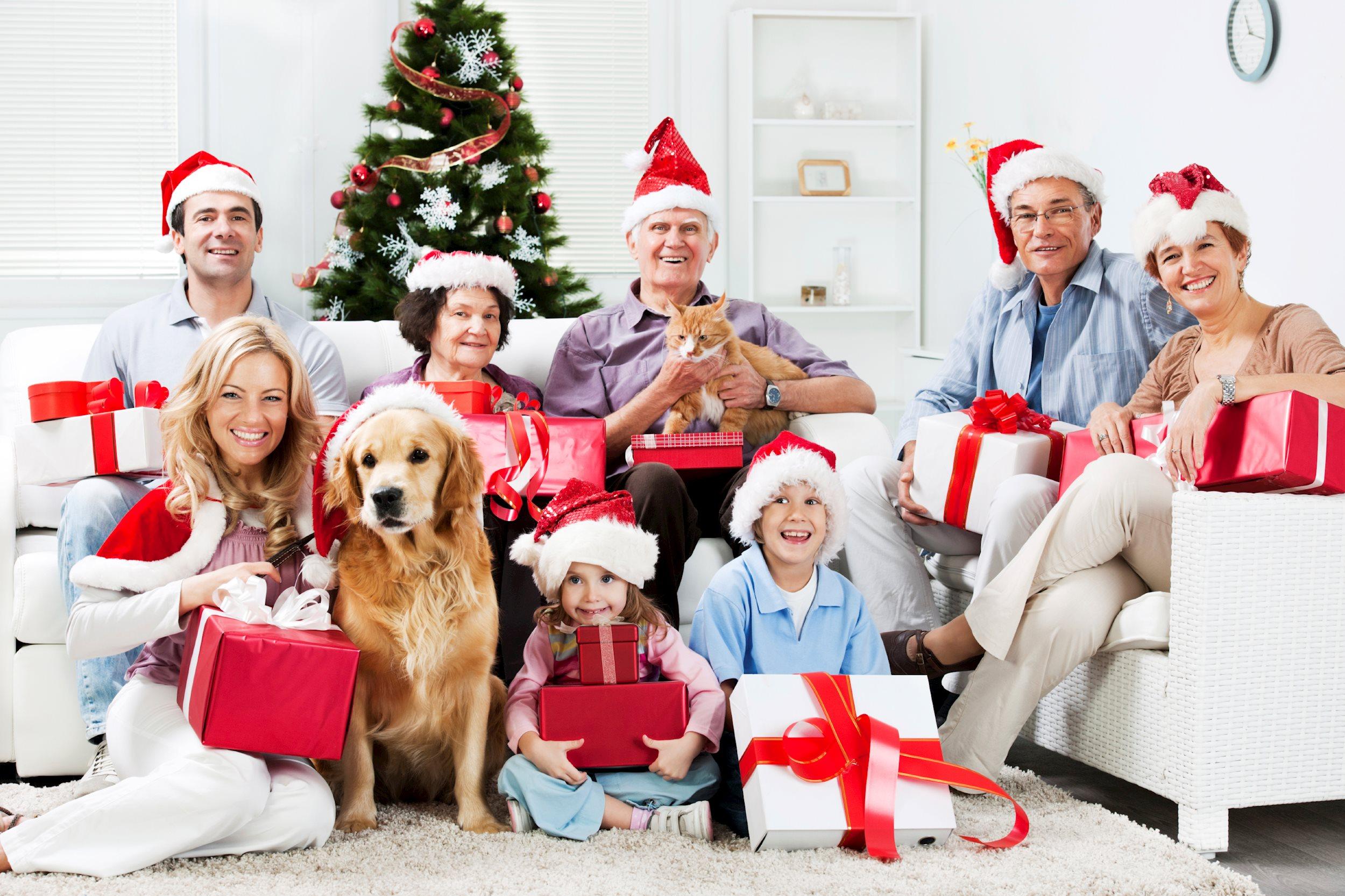 Những lợi ích sức khỏe đáng kinh ngạc của mùa Giáng sinh