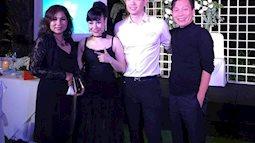 Dù thắt chặt an ninh nhưng ảnh cưới Trương Nam Thành với doanh nhân hơn tuổi vẫn lộ ra ngoài