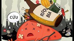 Cảnh báo nguy cơ ngộ độc rượu những ngày cuối năm