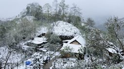 Ngỡ ngàng vẻ đẹp của những nơi được dự báo là tuyết rơi trong dịp Tết Dương lịch