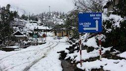 Tết dương lịch, nhiệt độ miền Bắc giảm sâu, vùng núi cao khả năng có tuyết rơi