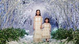 Sắm cho con bạn trang phục như các mẫu nhí, tại sao không?