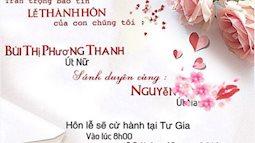 Dân mạng săn lùng danh tính chú rể bí ẩn của ca sĩ Phương Thanh