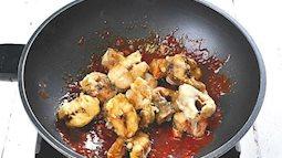 Cá chiên chua ngọt kiểu Hàn, thử một lần là nhớ mãi