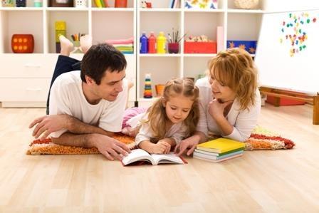 5 cuốn sách hay cha mẹ nên đọc cùng bé mỗi ngày