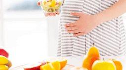 Những dấu hiệu cho thấy mẹ bầu cần ăn để thai nhi không bị đói