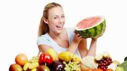 Những thói quen có hại khi bạn ăn trái cây