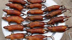 Hóa ra không chỉ có Việt Nam mà người dân Ấn Độ cũng coi thịt chuột là đặc sản