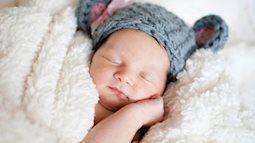 2 bộ phận của trẻ sơ sinh bố mẹ nhất định phải giữ ấm trong mùa đông