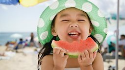 Những quy tắc cho trẻ con ăn trái cây mà bố mẹ nhất định phải nhớ