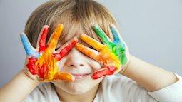 Những điều cho thấy con bạn có năng khiếu vẽ hay không?