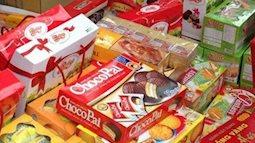 Cảnh báo: trà trộn bánh kẹo giả phục vụ Tết nguyên Đán