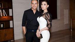 Vợ chồng Lương Thế Thành tình tứ đi xem show thời trang, ăn mặc cực mốt