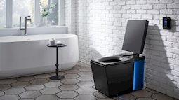 Kỳ diệu chiếc Toilet thông minh có khả năng cảnh báo bệnh ung thư