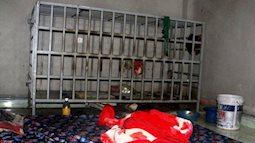 Chấn động: người vợ nhốt chồng của mình trong chiếc chuồng cọp suốt 3 năm trời