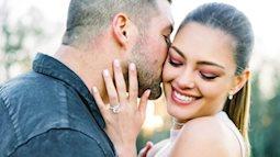 Hoa hậu hoàn vũ được bạn trai cầu hôn: lãng mạn hơn cả phim