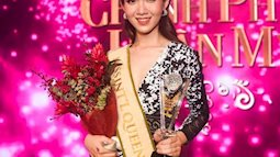 Cuộc thi chuyển giới Việt Nam The Tiffany Vietnam 2018 gọi tên nữ sinh viên
