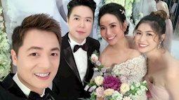 Dàn sao khủng dự đám cưới Lê Hiếu ở Sài Gòn