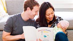 Học cách dạy con của ông chủ Facebook