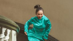 """Ngắm mẹ con Đoan Trang """"lên đời"""" với gu thời trang khác hẳn"""