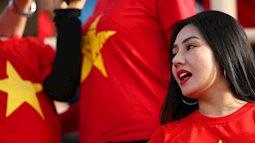 Ngắm nhan sắc những nữ cổ động viên xinh đẹp trên sân Asian Cup 2019