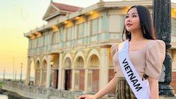 Dù fan Việt không ưa, Ngân Anh vẫn được thí sinh Miss Intercontinental tổ chức sinh nhật
