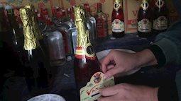 Ngỡ ngàng về nơi sản xuất rượu vang giá rẻ như nước lọc ngày giáp Tết