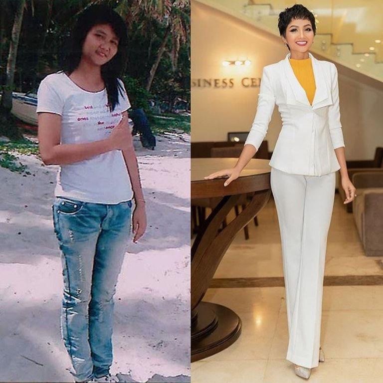 Showbiz Việt ngập ảnh 'Thử thách 10 năm' vừa hài vừa gây ngạc nhiên