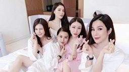 Thực hư chuyện Jolie Nguyễn tố bị Diệp Lâm Anh cướp bạn trai trắng trợn