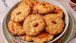 Làm bánh quy theo công thức này bảo đảm tết bạn có món đãi khách không đụng hàng