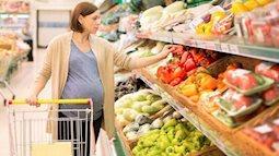 Hiểu đúng về chế độ dinh dưỡng trong từng giai đoạn khi mang thai