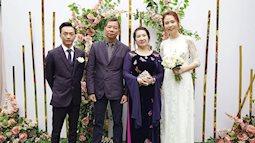 """Choáng khi Cường """"Đô La"""" âm thầm làm lễ ăn hỏi với Đàm Thu Trang"""